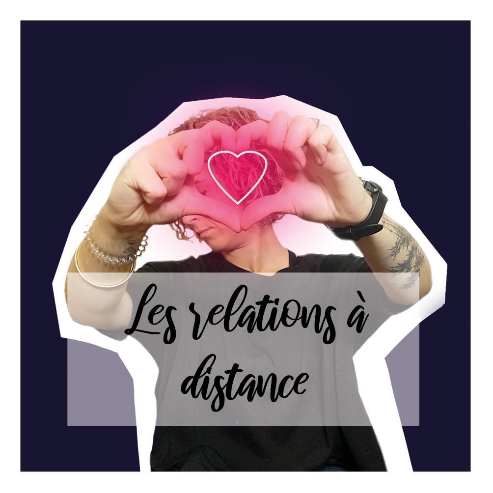 Les relations à distance