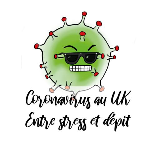 illustration article coronavirus