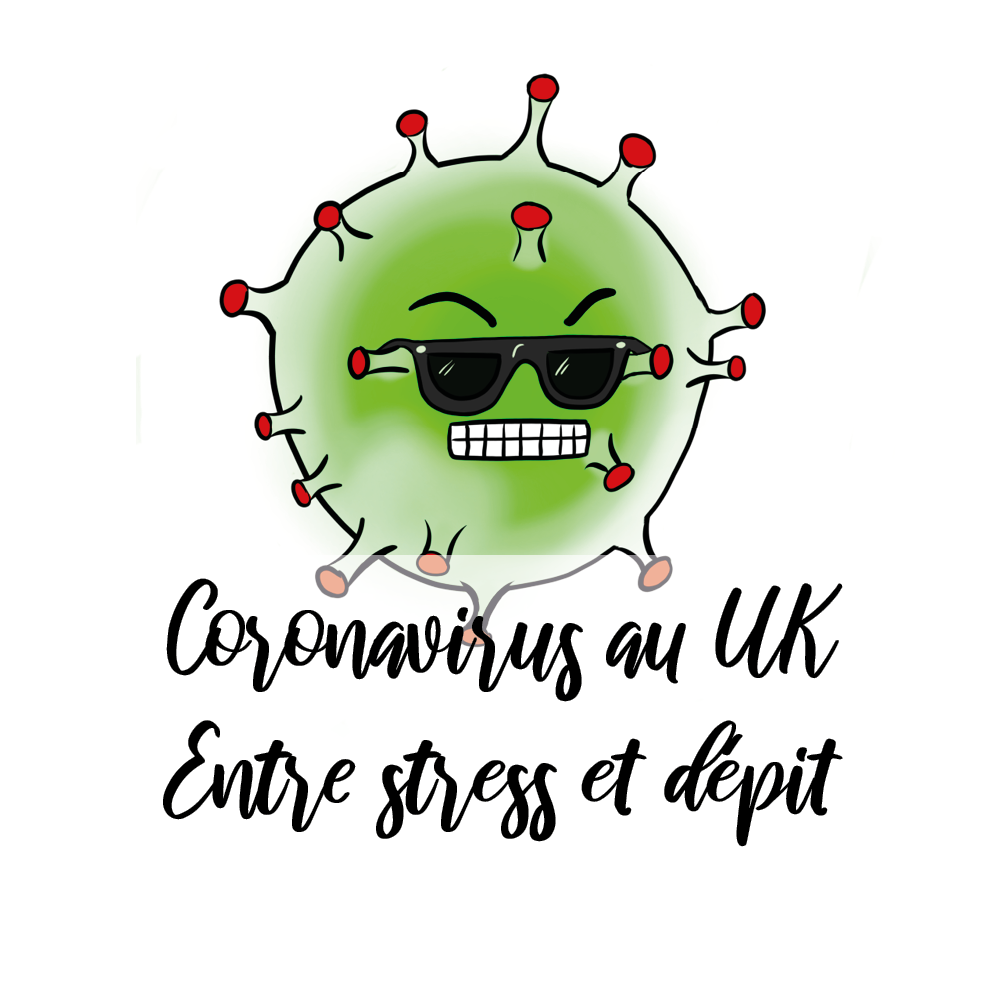 illustration article coronavirus